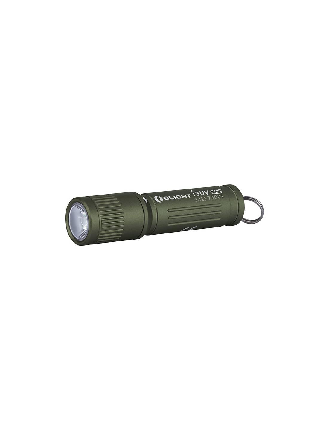 L/ámpara Peque/ña,Detector de Orina para Manchas Secas de sus Perros OLIGHT I3UV Linterna UV 395nm Llavero de Luz Negra Muebles Gatos y Roedores en Alfombras LED Ultravioleta Impermeable