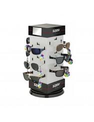 14ace07145 Expositor 12 gafas de sol Zippo