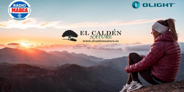Olight y El Caldén Nature, protagonistas en Ingrávidos de Radio Marca