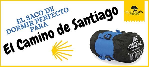 Marsupio Maiorca: el saco de dormir de El Camino de Santiago