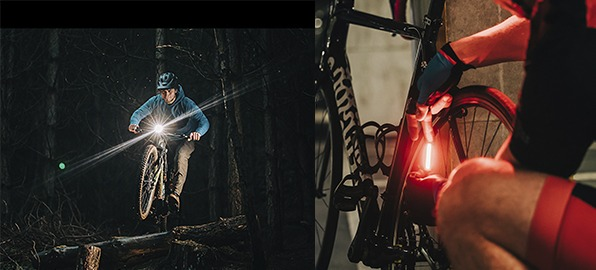 Olight presenta su juego de luces para ciclismo y Mountain Bike