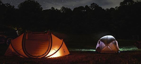 Consejos para ir de acampada en invierno