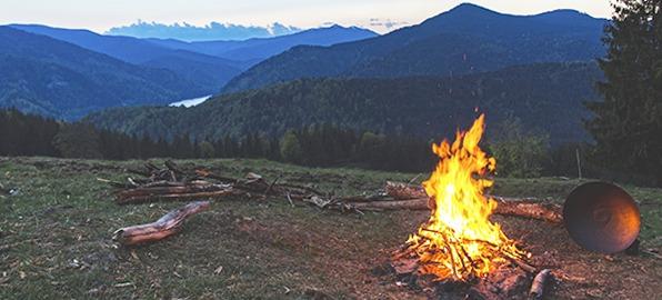 Cómo hacer fuego de manera segura y sin riesgo