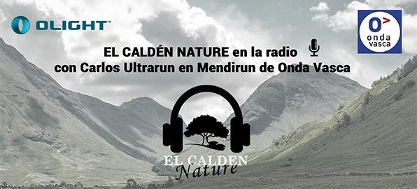 El Caldén Nature y Carlos Ultrarun en Mendirun: Linternas frontales Olight para trail